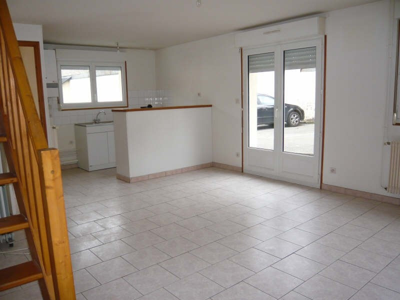 Rental apartment Yvetot 485€ CC - Picture 1
