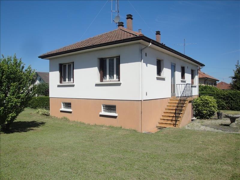 Sale house / villa Audincourt 97000€ - Picture 2