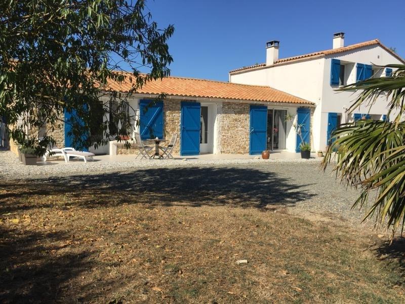 Vente maison / villa Talmont st hilaire 343200€ - Photo 1