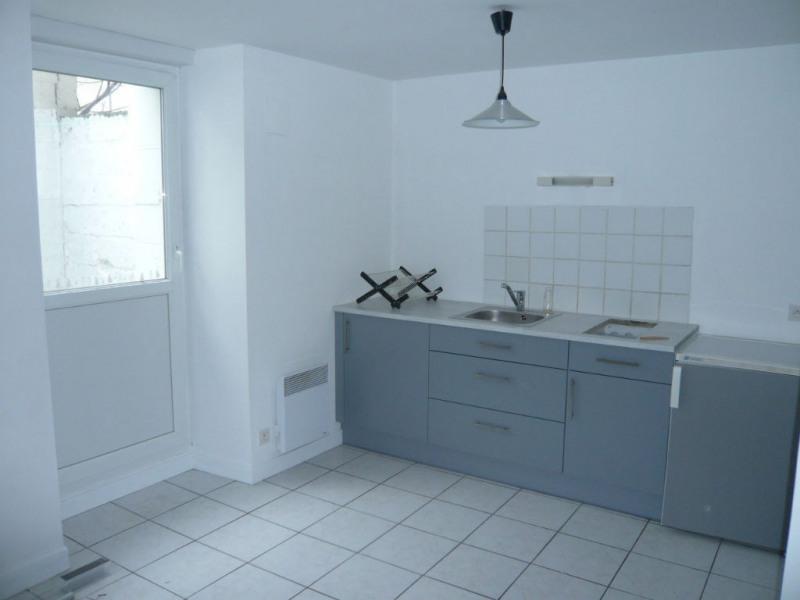 Studio de 27 m² au rez-de-chaussée