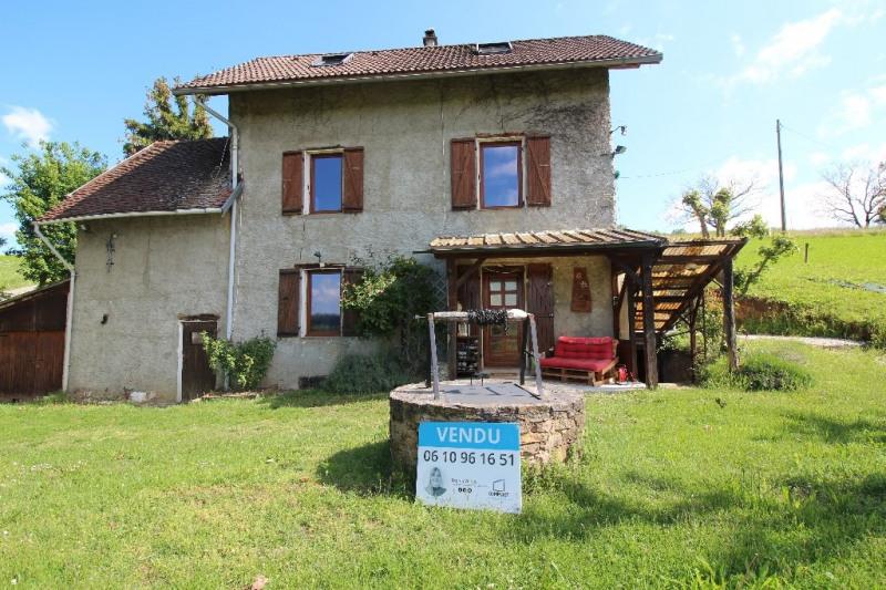 Sale house / villa Avressieux 185000€ - Picture 1