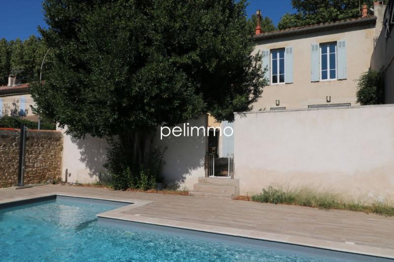 MDV avec piscine et garage de 60M²