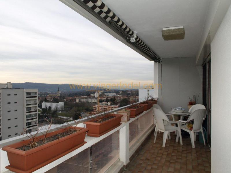 Viager appartement Rillieux-la-pape 51500€ - Photo 1