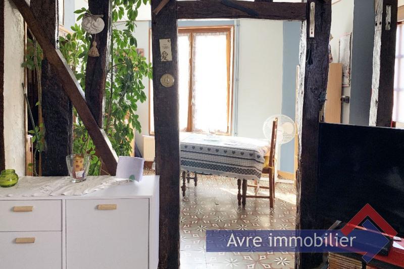 Sale house / villa Verneuil d'avre et d'iton 99000€ - Picture 3