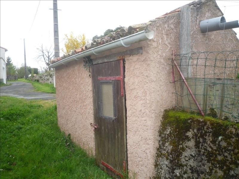 Vente maison / villa St martin du fouilloux 79500€ - Photo 8