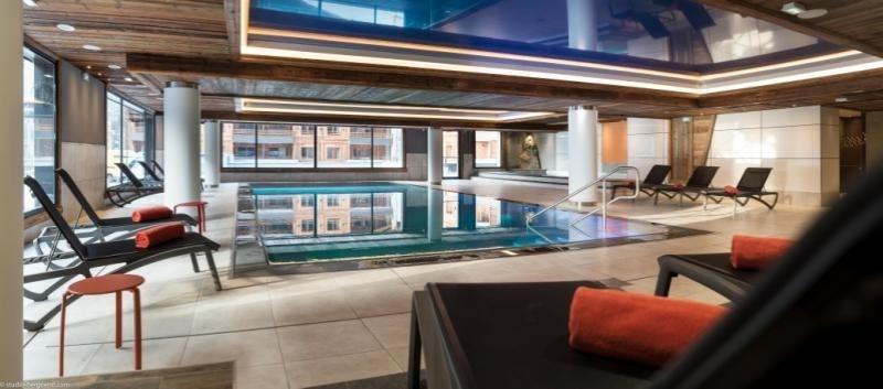 Revenda residencial de prestígio apartamento Chamonix mont blanc 470833€ - Fotografia 7