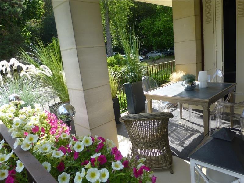 Sale apartment Villennes sur seine 420000€ - Picture 1