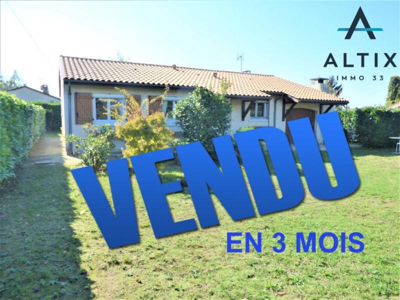 Maison 92m² + garage 33450 IZON