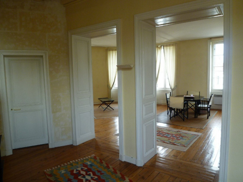 Rental apartment Cognac 565€ CC - Picture 1