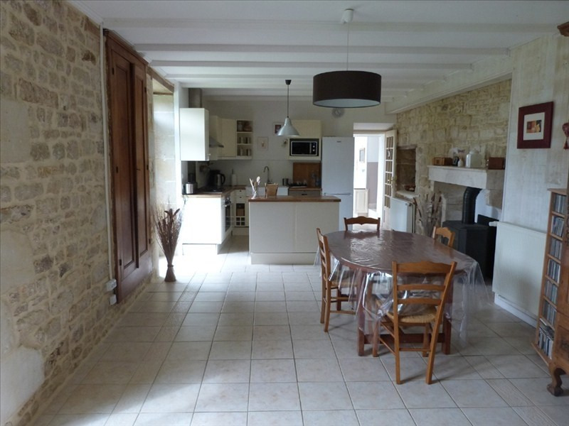 Vente maison / villa Pamproux 156 000€ - Photo 4