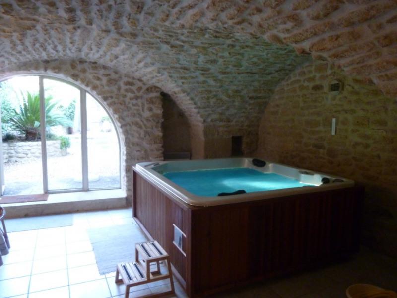 Vente maison / villa Souvignargues 525000€ - Photo 2