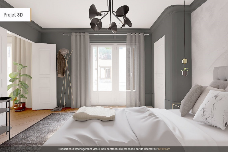 Deluxe sale apartment Lyon 6ème 1185000€ - Picture 7