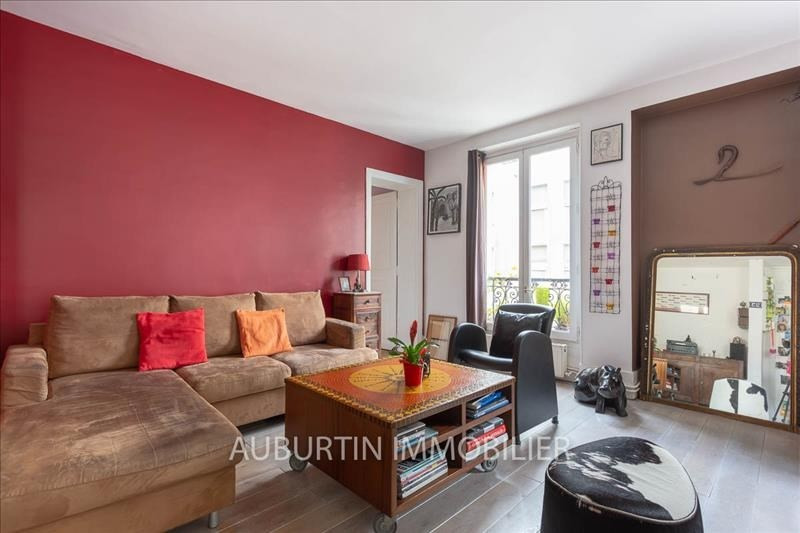 Vente appartement Paris 18ème 475 000€ - Photo 1