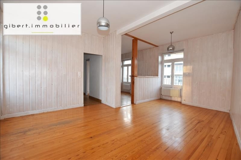 Sale apartment Le puy en velay 64 700€ - Picture 1