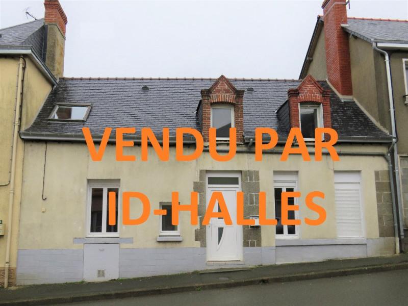 Sale house / villa Cosse le vivien 81000€ - Picture 1