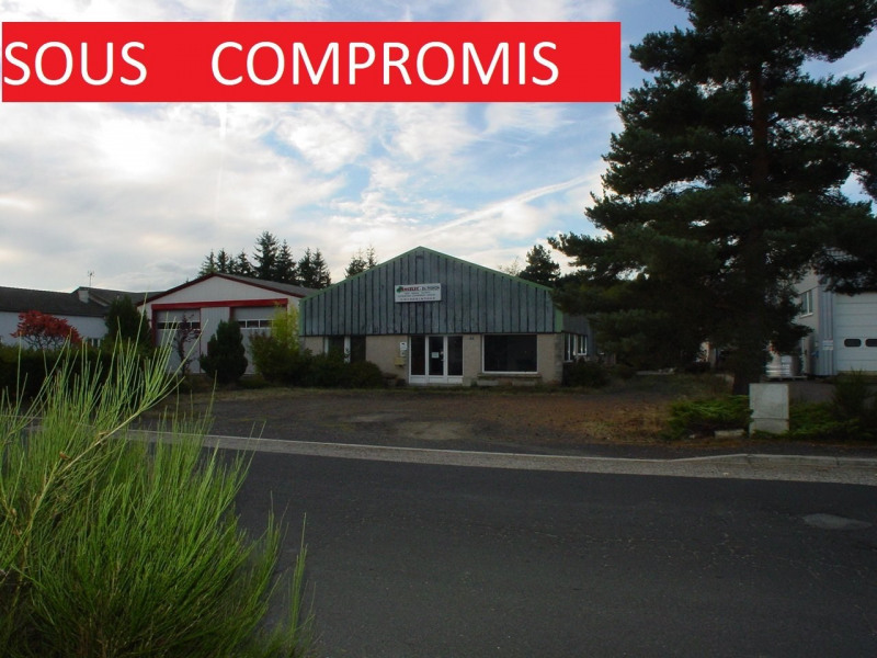 Vente local commercial Tence 129000€ - Photo 1