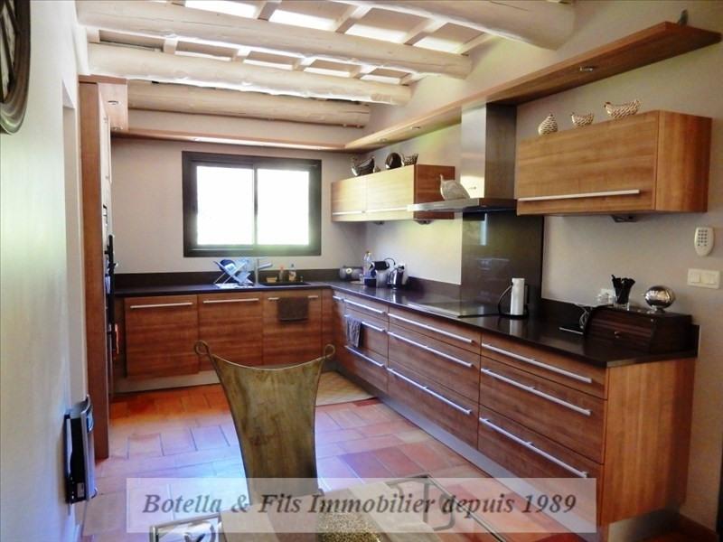 Verkoop van prestige  huis Uzes 525000€ - Foto 6