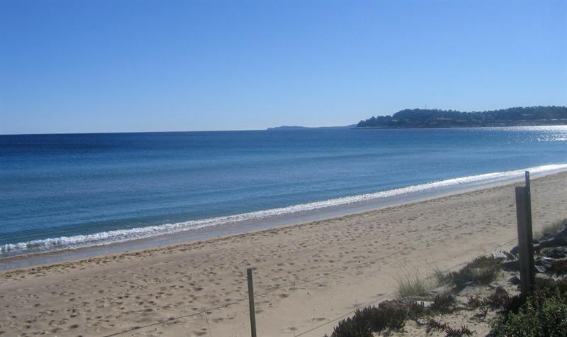 Vacation rental house / villa Cavalaire sur mer 1 500€ - Picture 1