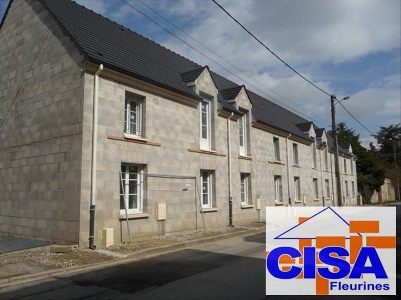 Rental house / villa Sacy le petit 890€ CC - Picture 2