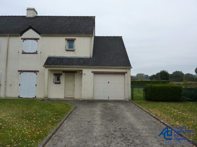 Rental house / villa Pontivy 665€ CC - Picture 3