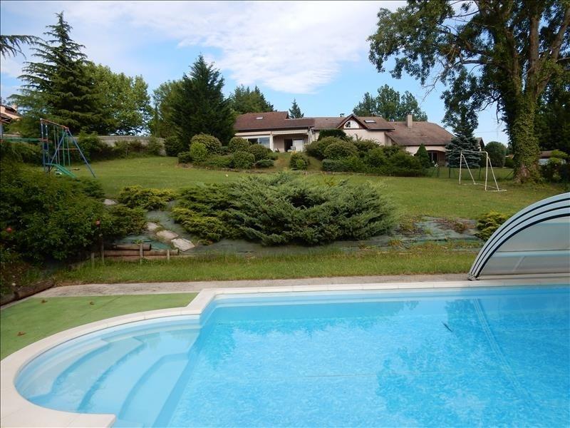 Venta  casa Vienne 395000€ - Fotografía 9