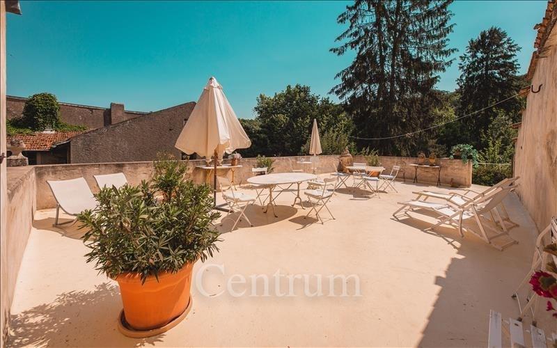 Revenda residencial de prestígio casa Gorze 415000€ - Fotografia 3