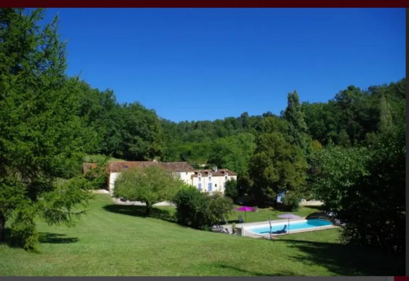 Vente de prestige maison / villa Douzillac 571900€ - Photo 9