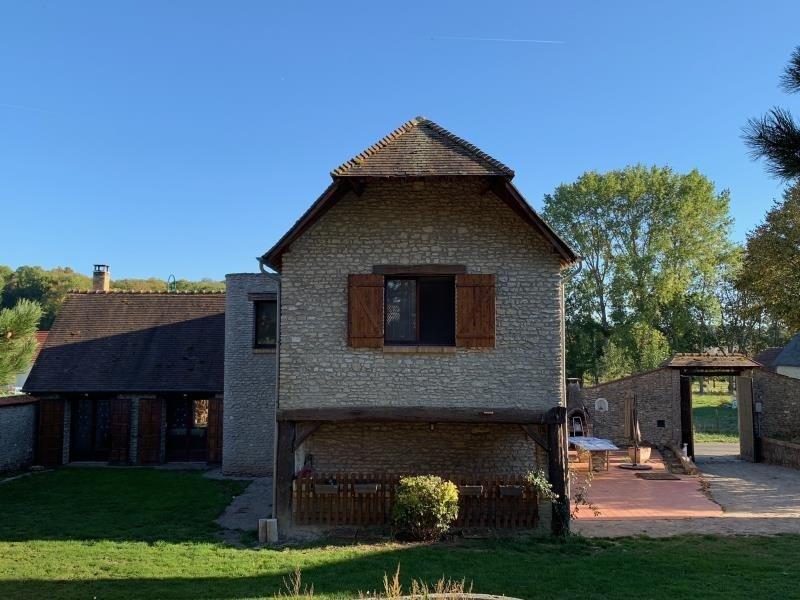 Vente maison / villa St clair sur epte 278600€ - Photo 2
