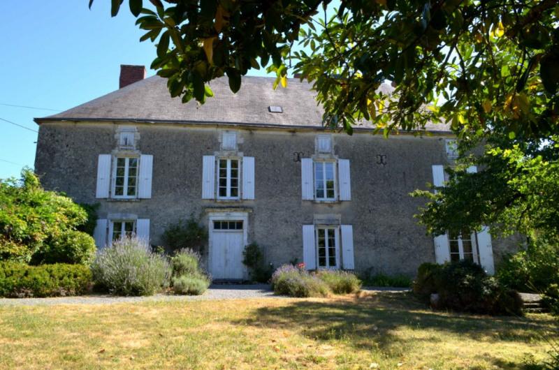 Vente maison / villa La chataigneraie 366800€ - Photo 1