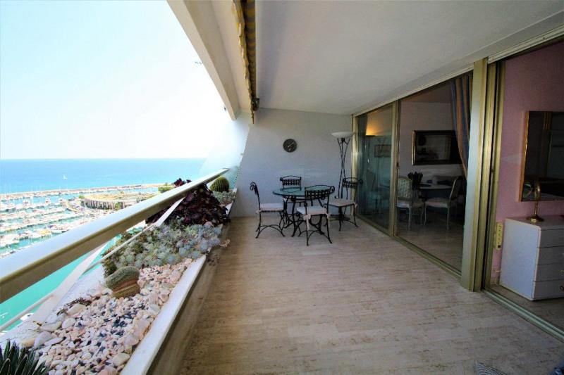 Vente appartement Villeneuve loubet 346500€ - Photo 2