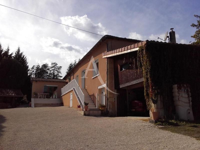 Vente maison / villa Bassilac 217300€ - Photo 1
