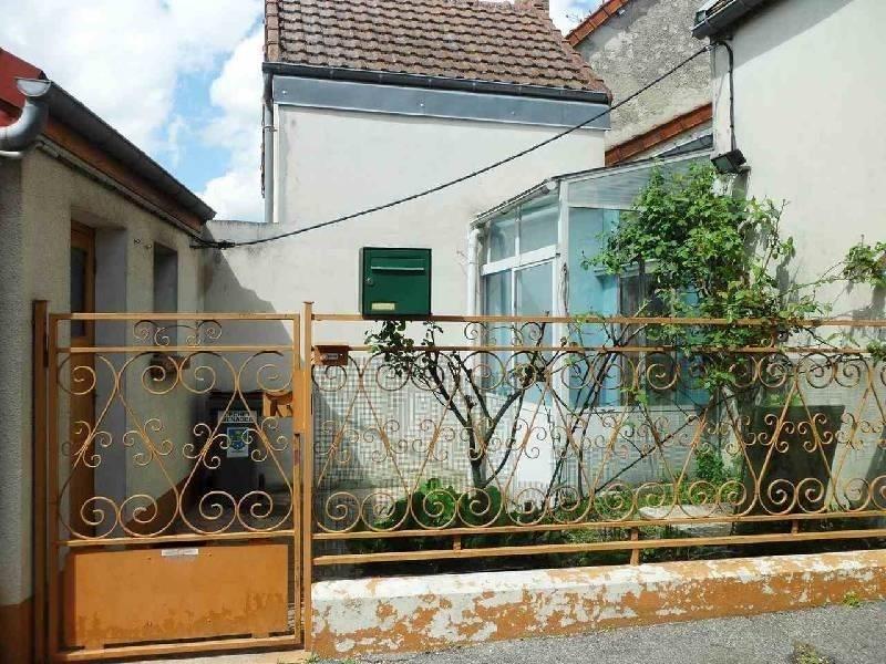 Rental house / villa Nogent sur seine 590€ CC - Picture 5