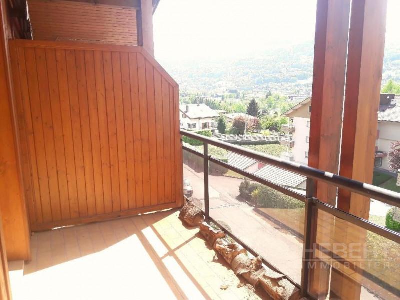Vente de prestige appartement Sallanches 214000€ - Photo 6