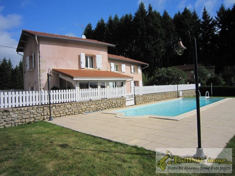Vente maison / villa Celles sur durolle 258475€ - Photo 1