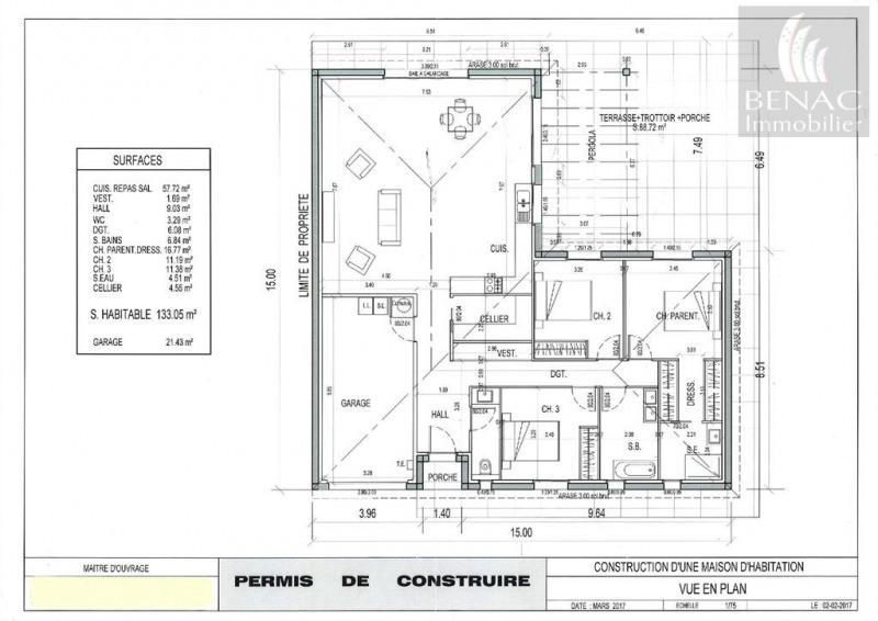 Sale house / villa Puygouzon 320000€ - Picture 5