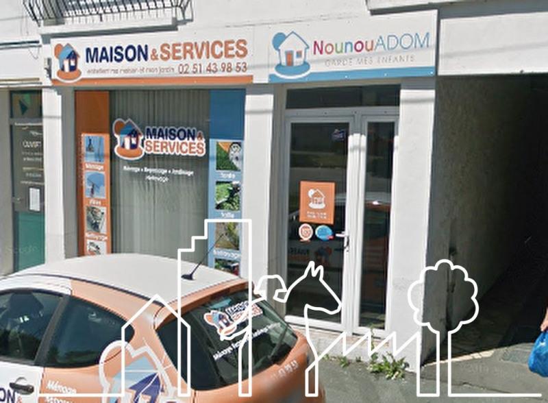 Local commercial La Roche Sur Yon 25 m²