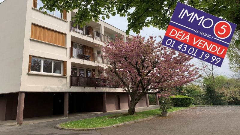 Sale apartment Le raincy 245000€ - Picture 1