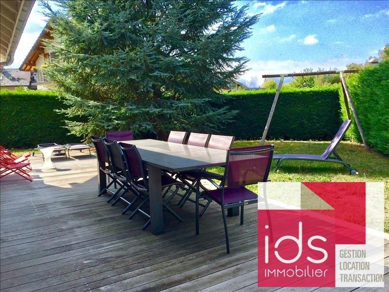 Immobile residenziali di prestigio casa Challes les eaux 595000€ - Fotografia 5