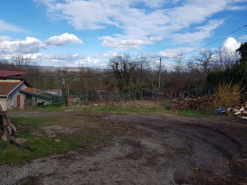 Revenda terreno Saint-sorlin-de-vienne 77000€ - Fotografia 1