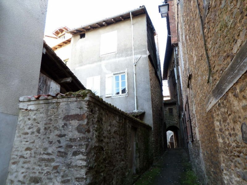 Vente maison / villa St leonard de noblat 58000€ - Photo 6