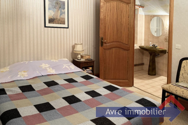 Vente maison / villa Verneuil d'avre et d'iton 237000€ - Photo 9