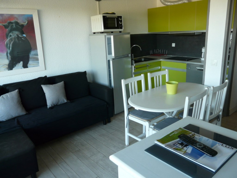 Sale apartment Le grau du roi 163000€ - Picture 1