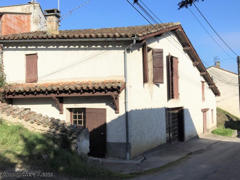 Maison de village castelmoron sur lot - 2 pièce (s) - 90 m²
