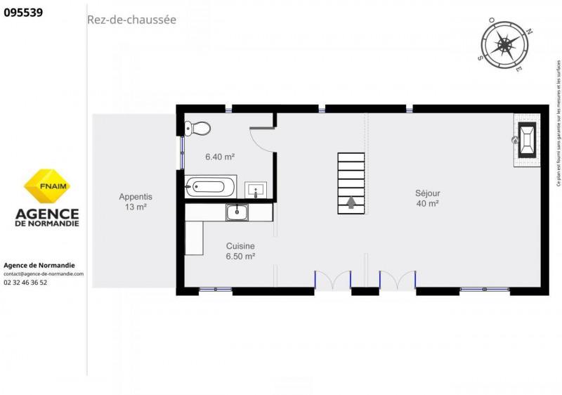 Sale house / villa Montreuil-l'argille 95000€ - Picture 6