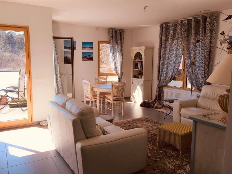 Vente de prestige appartement Charbonnieres les bains 397000€ - Photo 1