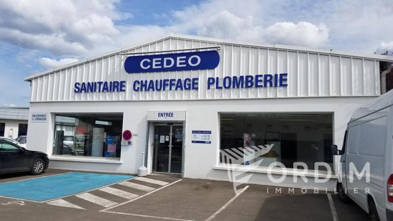 Vente local commercial Auxerre 421200€ - Photo 1