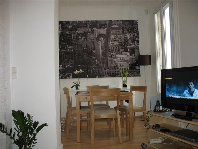 Vente appartement Suresnes 215 000€ - Photo 1