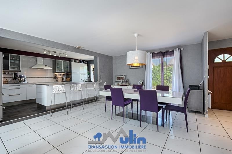 Vente maison / villa Villefontaine 299000€ - Photo 3