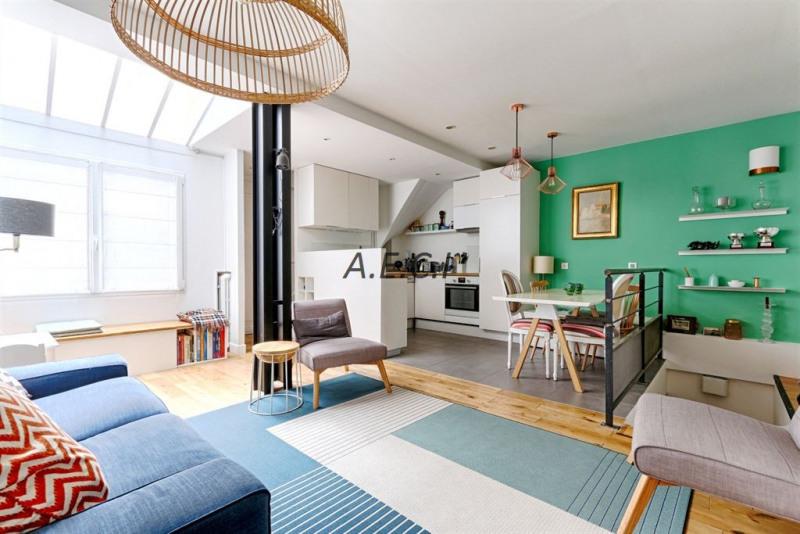 Vente appartement Asnieres sur seine 610000€ - Photo 2