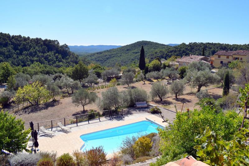 Deluxe sale house / villa Seillans 698000€ - Picture 38